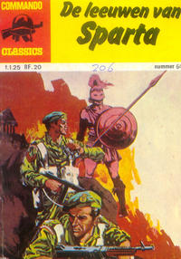 Cover Thumbnail for Commando Classics (Classics/Williams, 1973 series) #64