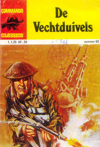 Cover Thumbnail for Commando Classics (Classics/Williams, 1973 series) #68