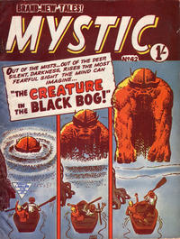 Cover Thumbnail for Mystic (L. Miller & Son, 1960 series) #42