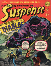 Cover Thumbnail for Amazing Stories of Suspense (Alan Class, 1963 series) #7