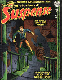 Cover Thumbnail for Amazing Stories of Suspense (Alan Class, 1963 series) #9