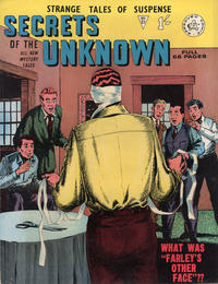 Cover Thumbnail for Secrets of the Unknown (Alan Class, 1962 series) #21