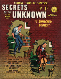 Cover Thumbnail for Secrets of the Unknown (Alan Class, 1962 series) #19