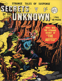 Cover Thumbnail for Secrets of the Unknown (Alan Class, 1962 series) #31