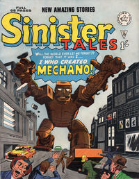 Cover Thumbnail for Sinister Tales (Alan Class, 1964 series) #10