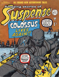 Cover Thumbnail for Amazing Stories of Suspense (Alan Class, 1963 series) #18
