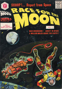 Cover Thumbnail for Race for the Moon (Thorpe & Porter, 1959 ? series) #1