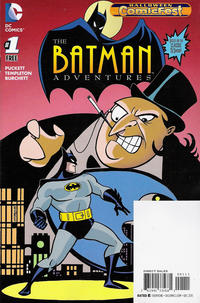 Cover Thumbnail for Batman Adventures Halloween Fest Special Edition (DC, 2015 series) #1