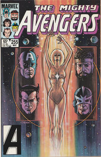 Cover Thumbnail for The Avengers (Marvel, 1963 series) #255 [Direct Edition]