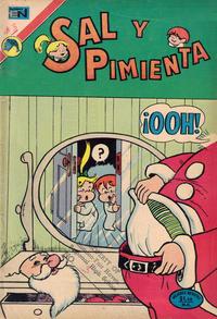 Cover Thumbnail for Sal y Pimienta (Editorial Novaro, 1964 series) #100