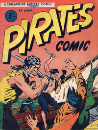 Cover Thumbnail for Pirates Comic (Streamline, 1950 ? series)