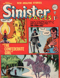 Cover Thumbnail for Sinister Tales (Alan Class, 1964 series) #29