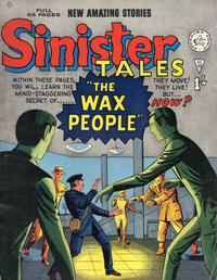 Cover Thumbnail for Sinister Tales (Alan Class, 1964 series) #19