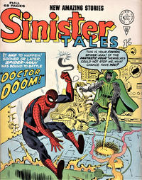 Cover Thumbnail for Sinister Tales (Alan Class, 1964 series) #38