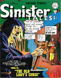Cover Thumbnail for Sinister Tales (Alan Class, 1964 series) #47