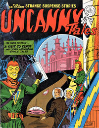 Cover Thumbnail for Uncanny Tales (Alan Class, 1963 series) #39