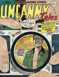 Cover Thumbnail for Uncanny Tales (Alan Class, 1963 series) #15