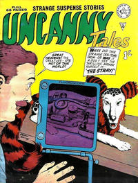 Cover Thumbnail for Uncanny Tales (Alan Class, 1963 series) #16