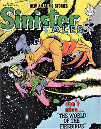 Cover Thumbnail for Sinister Tales (Alan Class, 1964 series) #37