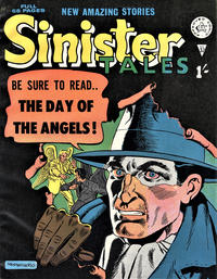 Cover Thumbnail for Sinister Tales (Alan Class, 1964 series) #32
