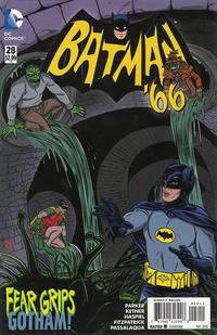 Cover Thumbnail for Batman '66 (DC, 2013 series) #28
