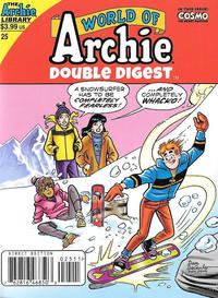 Cover Thumbnail for World of Archie Double Digest (Archie, 2010 series) #25 [Direct Edition]