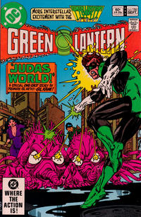 Cover Thumbnail for Green Lantern (DC, 1976 series) #156 [Direct Sales]