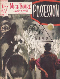 Cover Thumbnail for Nightmare Suspense Picture Library (MV Features, 1966 series) #11