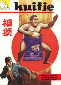Cover Thumbnail for Kuifje (Le Lombard, 1946 series) #3/1970