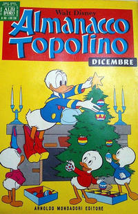 Cover Thumbnail for Almanacco Topolino (Arnoldo Mondadori Editore, 1957 series) #180