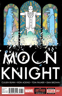 Cover Thumbnail for Moon Knight (Marvel, 2014 series) #17