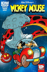 Cover Thumbnail for Mickey Mouse (IDW, 2015 series) #6 / 315