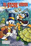 Cover for Donald Duck Tema pocket; Walt Disney's Tema pocket (Hjemmet / Egmont, 1997 series) #[78] - Du store verden