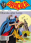 Cover for Dracula (Winthers Forlag, 1982 series) #23