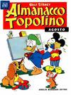 Cover for Almanacco Topolino (Arnoldo Mondadori Editore, 1957 series) #8