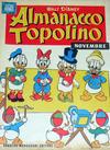 Cover for Almanacco Topolino (Arnoldo Mondadori Editore, 1957 series) #11