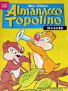 Cover for Almanacco Topolino (Arnoldo Mondadori Editore, 1957 series) #17