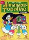 Cover for Almanacco Topolino (Arnoldo Mondadori Editore, 1957 series) #18