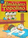 Cover for Almanacco Topolino (Arnoldo Mondadori Editore, 1957 series) #19