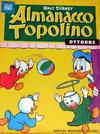 Cover for Almanacco Topolino (Arnoldo Mondadori Editore, 1957 series) #22