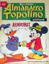 Cover for Almanacco Topolino (Arnoldo Mondadori Editore, 1957 series) #25