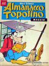 Cover for Almanacco Topolino (Arnoldo Mondadori Editore, 1957 series) #29