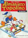 Cover for Almanacco Topolino (Arnoldo Mondadori Editore, 1957 series) #30