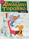 Cover for Almanacco Topolino (Arnoldo Mondadori Editore, 1957 series) #31