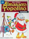 Cover for Almanacco Topolino (Arnoldo Mondadori Editore, 1957 series) #36