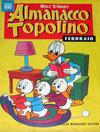Cover for Almanacco Topolino (Arnoldo Mondadori Editore, 1957 series) #38