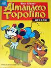 Cover for Almanacco Topolino (Arnoldo Mondadori Editore, 1957 series) #42