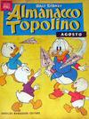 Cover for Almanacco Topolino (Arnoldo Mondadori Editore, 1957 series) #44
