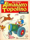 Cover for Almanacco Topolino (Arnoldo Mondadori Editore, 1957 series) #54