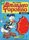 Cover for Almanacco Topolino (Arnoldo Mondadori Editore, 1957 series) #87
